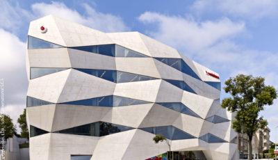 façade paramétrique schuco