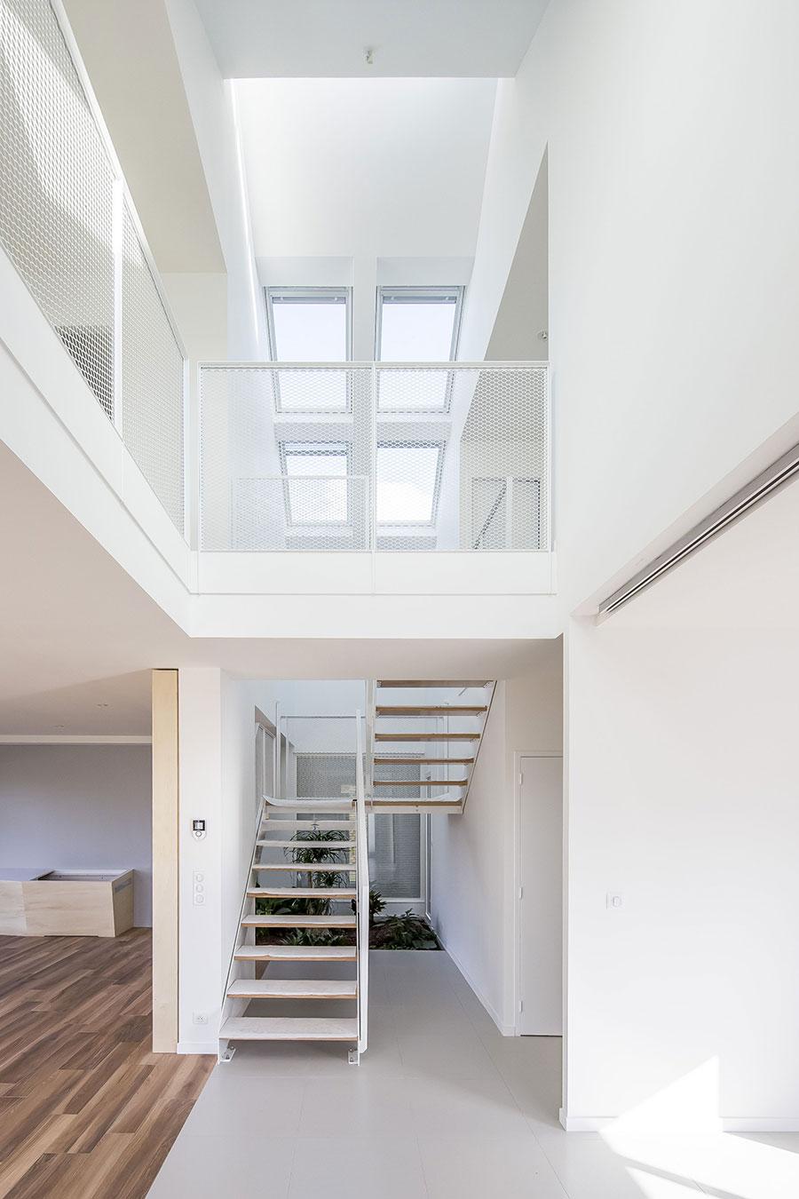 Inauguration de la maison air et lumi re en bretagne for Maison saine air et lumiere