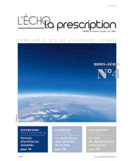 couverture de L Echo de la Prescription