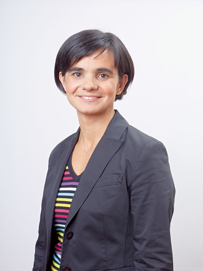 Valérie Sfartz, Directrice du salon Artibat