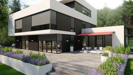 Warema Store Maison de la protection solaire