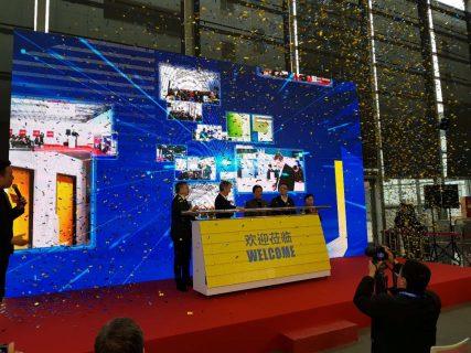 r+t Asia cérémonie d'ouverture