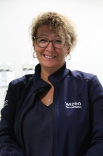 Catherine Le Duff, responsable marketing et communication réseau Wizeo