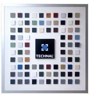 technal showroom toucher