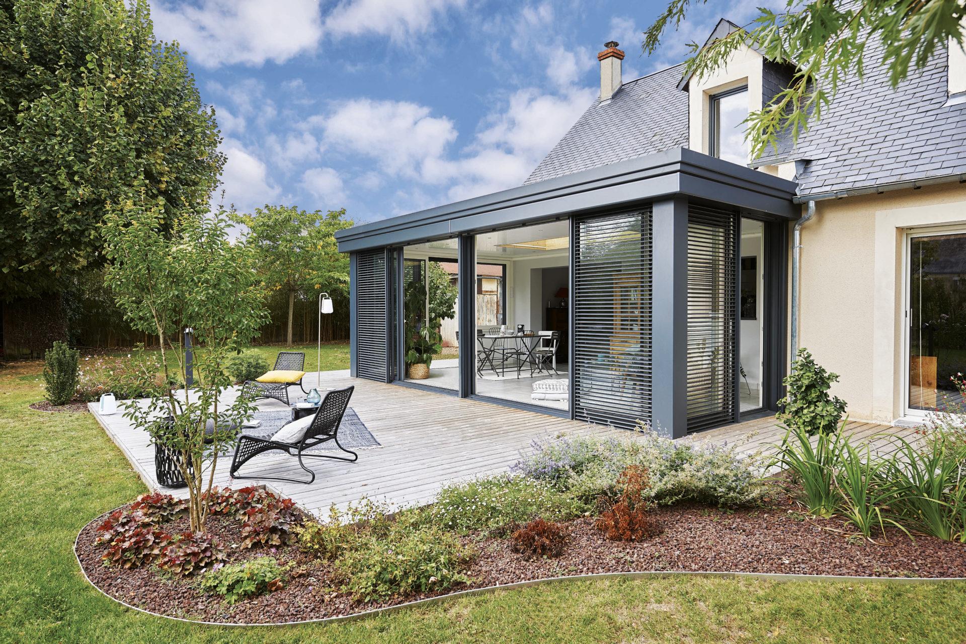 Veranda rideau chalon sur saone sans salon de l habitat clermont ferrand