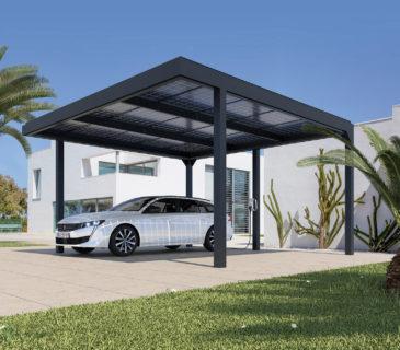 sepalumic carport solaire
