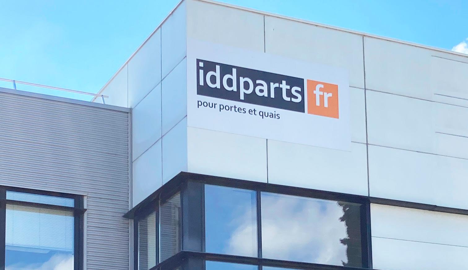 iddparts pieces portes garages quais