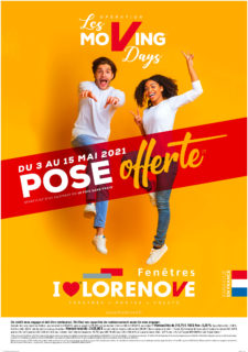lorenove offre moving days
