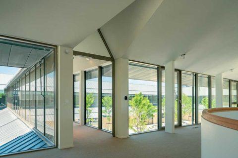 Inca architectes menuiseries technal Maison Rémy Martin Cognac