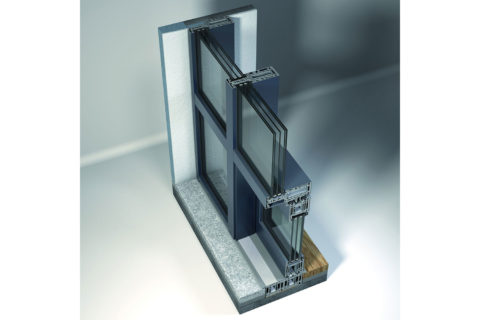 product-Façade vitrée Vista 1